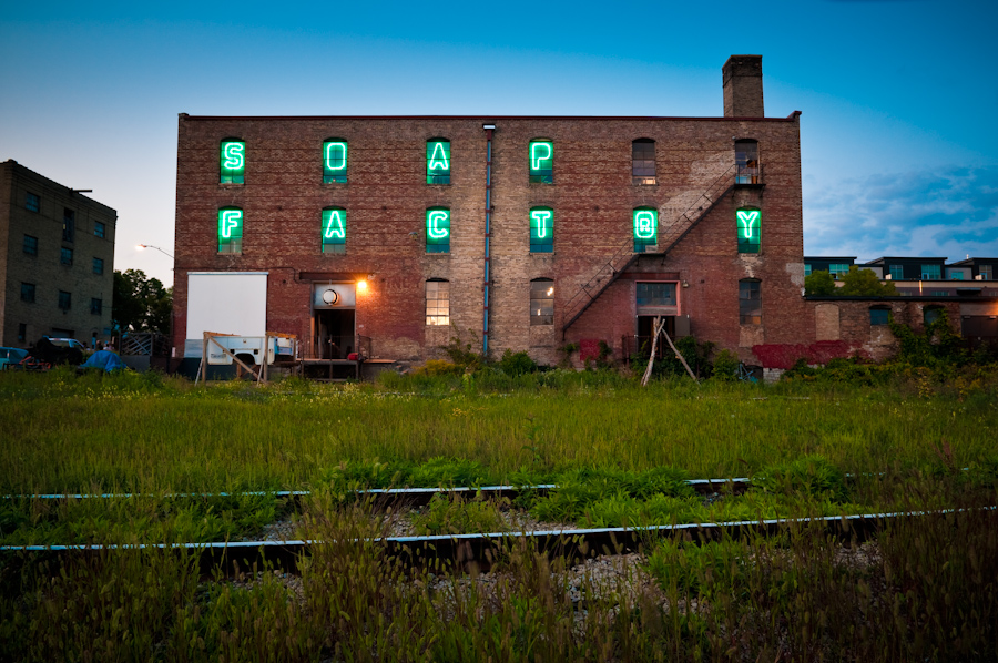 The Soap Factory Minneapolis