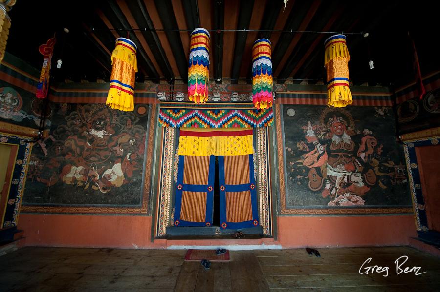 Bhutanese monestary
