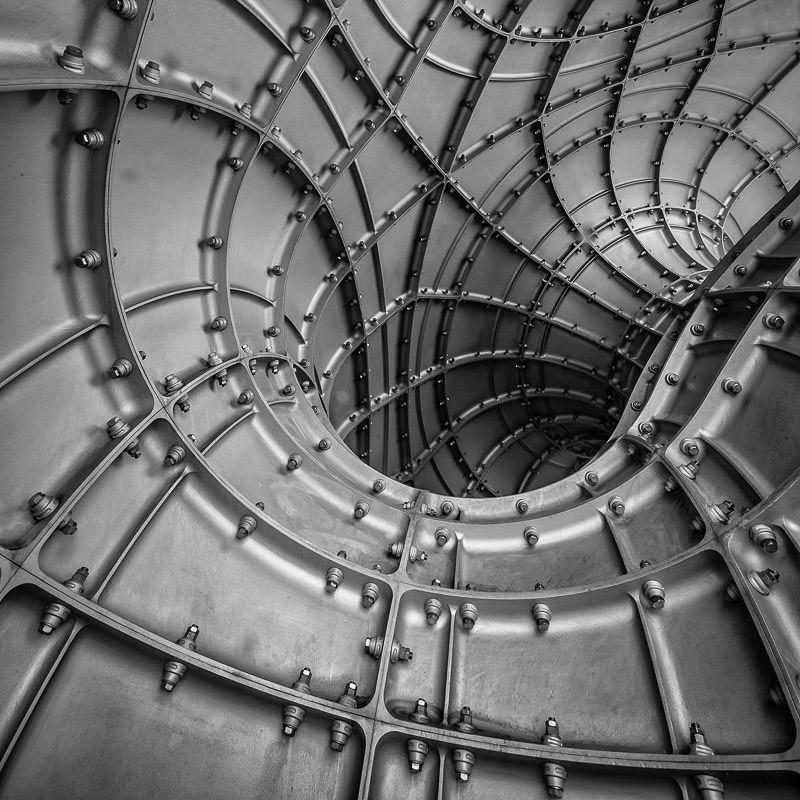 Sci-Fi metal tube