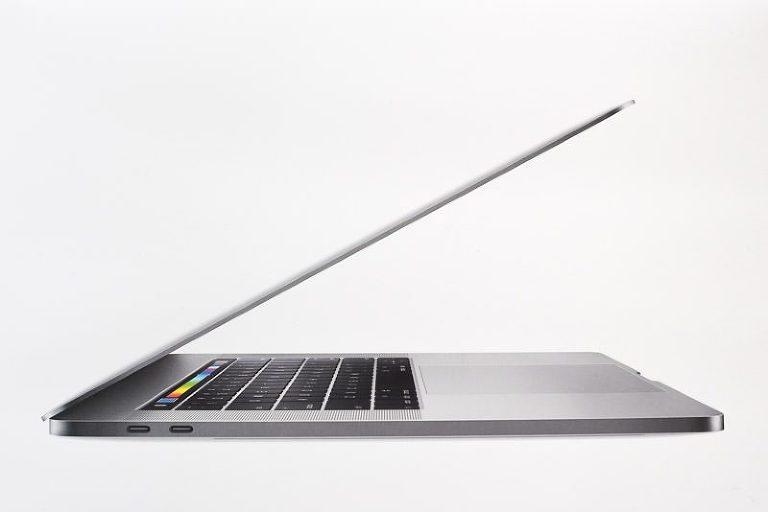 Thinner 2016 MacBook Pro