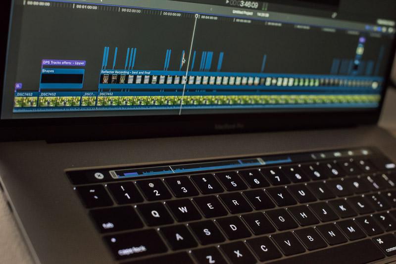 TouchBar on 2016 MacBook Pro