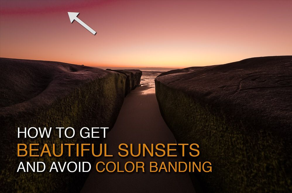 How to Use HSL for Beautiful Sunsets and Avoid Color Banding