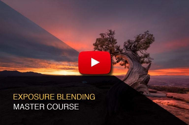 Exposure Blending Master Course